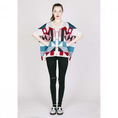#totem #cardigan #pattern #fashion