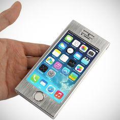 Metal Aluminum Case for iPhone #tech #gadget #ideas #gift #cool