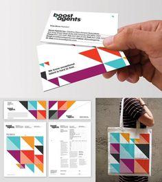 Effektive Studio. +44 (0)141 221 5070 #identity #geometric