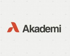 Akademi by estorde #school #turkey #akademi #logo #estorde