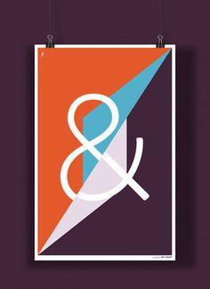 #Ampersand #poster #poster design