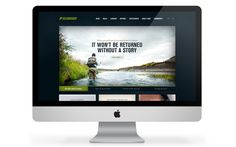 Sage Fly Fishing on Web Design Served #web