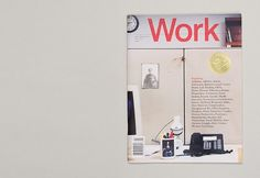 Project Projects — Work magazine #1