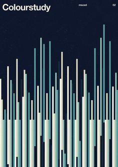 marius-roosendaal2 | Fubiz™ #design #retro #poster