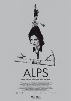Alps (ΑΛΠΕΙΣ) #film #poster #Lanthimos #alps