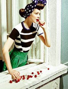50′s calling | InspireFirst #photo #pin #up