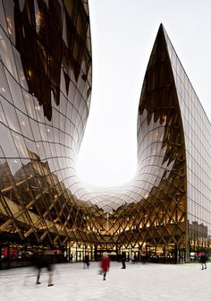 1 emporia shopping centre in malmo by wingardhs #store #mall #archtiecture