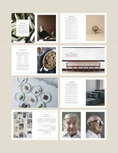 kinfolk #layout #magazine