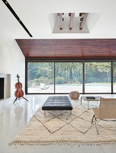 Long Island Residence – renovation and conservation