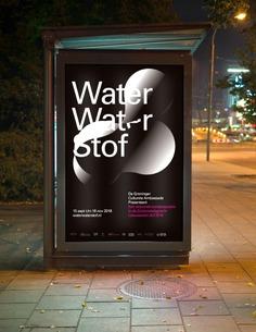 CBK waterstof poster