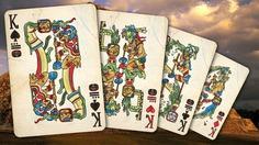 EL DORADO - MAYA Playing Cards by Emmanuel Valtierra — Kickstarter