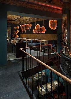 Copper Head Bar by YOD Design Lab 3