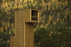 Seljord Watch Tower / Rintala Eggertsson Architects | ArchDaily #architecture
