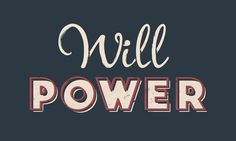 Will Power Pale Ale by Studio Epitaph #ale #typography #illustration #beer #craftbeer #power #textures #3Dtype