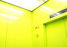 IMG_5093 | Flickr - Photo Sharing! #yellow #photography #elevator