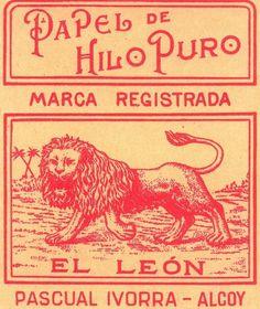 4305191361_79dbea4e90_o.jpg (JPEG Image, 800x950 pixels) - Scaled (76%) #packaging #lions #typography