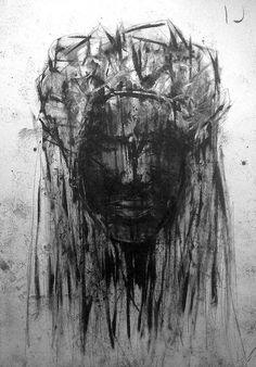 Pintura de Armando Valbuena Vega #armando #paint #portrait #vega #painting #art #valbuena