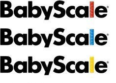 Work: Babyscale | Astrid Stavro #logotype #spain #branding #logo #barcelona #naming #type #typography