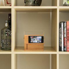 Areaware Radio Dock #iphone #dock #gadget
