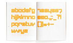 SEA / Stedelijk Museum / Wim Crouwel: Seen, Unseen / Catalogue / 2003