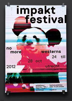 #line || via Impakt Festival 2012 | Lava Graphic Design, Amsterdam