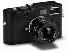 Introducing Leica's M Monochrom Camera