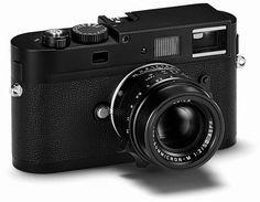Introducing Leica's M Monochrom Camera #leica #black #object #monochrom
