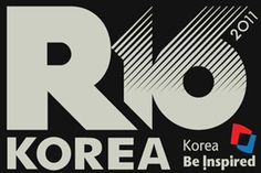 R16 2011 #logo #logotype #typography