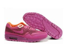 Nike Air Max 1 Red Plum Red Plum White Womens Shoes