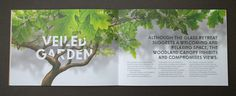 Chelsea Flower Show 2013 on Behance #tree #print #design #graphic #leaves #flower #typography