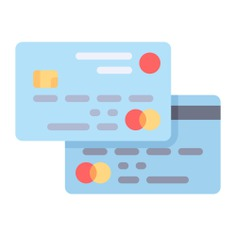 See more icon inspiration related to credit card, shopper, banking, shopping store, technology and banks on Flaticon.