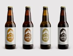 lovely-package-barbiere-4 #beer #bottle #packaging #beard #design #graphic