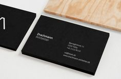 DA Architects Daniel Siim #design #graphic #identity #stationery #logo