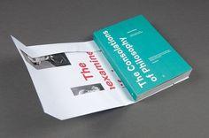Alain De Botton - Aaron Gillett #white #red #aaron #design #book #gillett #teal