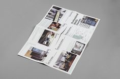 Collective Approach: Brand New Website   September Industry #print #folding #editorial #brochure