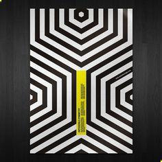 Minga . Creative Studio . Argentina . www.estudiominga.com #print #design #hexagon