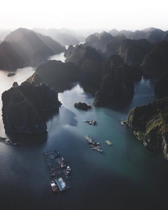 Southeast Asia From Above: Stunning Drone Photography by Ali Olfat