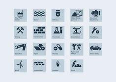 Übersicht Farbvariante 2, 2014 © Nora Kuper #icon #picto #symbol #sign