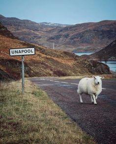 Unapool Isle of Skye