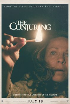 the conjuring poster #movie #poster