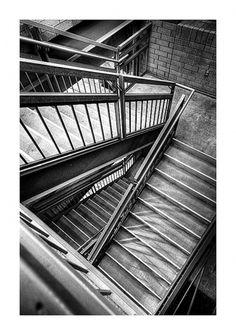 Jacob Huff Portfolio 2011 #stairs #photography #architecture #hdri