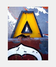 Art / Design / Surface #signage