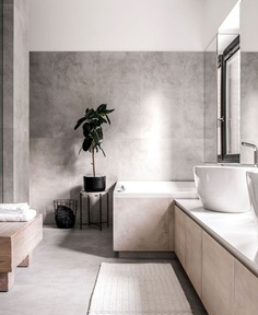 Whitewashed Walls and Brickwork Interior at House in the Suburbs of Kiev - InteriorZine