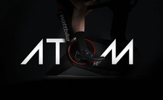 Wattbike atom logo by Onwards