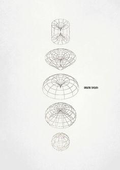 Typcut #shape #wireframe