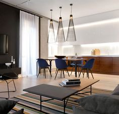 Elegant Minimalism by NOTT Design Studio - #home,  #decor, #interior,