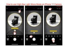 How to use High-Key Light Mono Mode on iPhone 11. @photoandtips #iphone #iphone11 #iphonecamera #iphone11pro #iphone11promax #iphonephotography #iphonecameratravel #iphone11tips #iphonecamera #iphonephototips #iphonephoto #iphone11travel #iphoneimage #photography #photoandtips #smartphonecamera #smartphonephoto #photographytips #traveltips