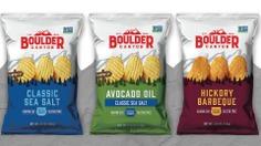 How Strong Design Transformed One Kettle-Chip Maker Into A Blue-Chip Brand | Dieline - Design, Branding & Packaging Inspiration