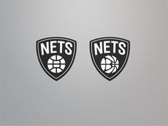 Dribbble - Nets by Fraser Davidson #logo #nets #brooklyn