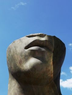 tete.jpg (453×600) #face #sculpture #art